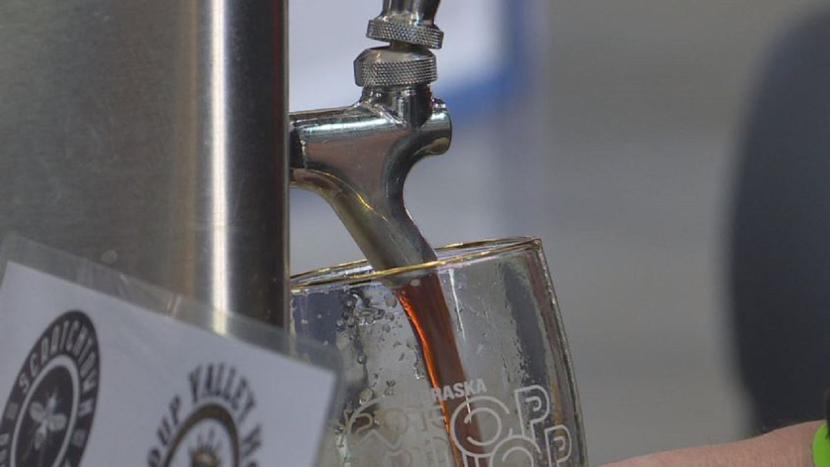The annual Top Hop event brings brewers and growers together to see what they can create. But they need more people in Nebraska to grow hops to meet the local demand. (KSNB)
