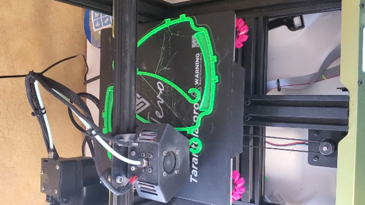 When they heard of the PPE need, a Hastings based Amateur Radio group stepped in to 3D print...