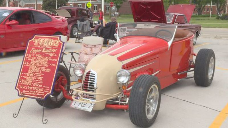 Central Community College in Hastings hosted their first-ever car show on Saturday for alumni...