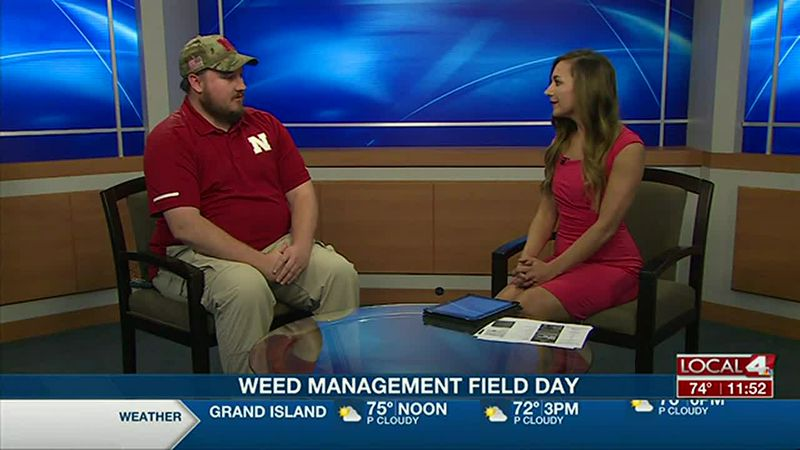 Growers, crop consultants and educators are encouraged to attend Nebraska Extension's Weed...