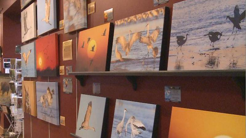 The Crane Trust Nature and Visitors Center hosts the Summer Speaker Series once a month into...