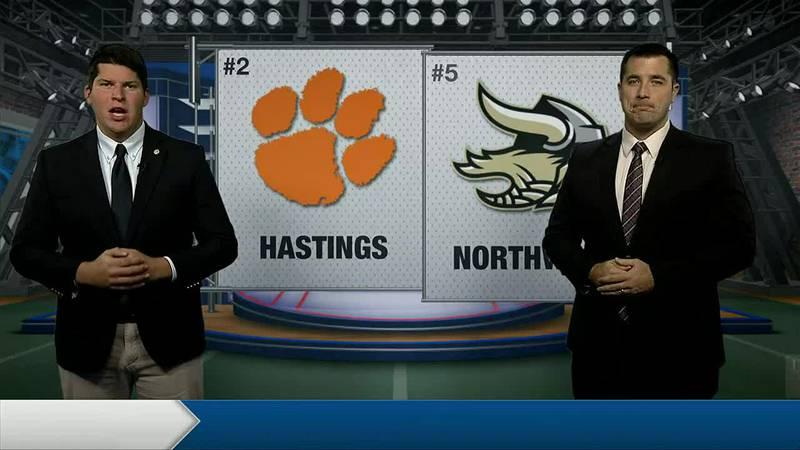 Hastings vs NW