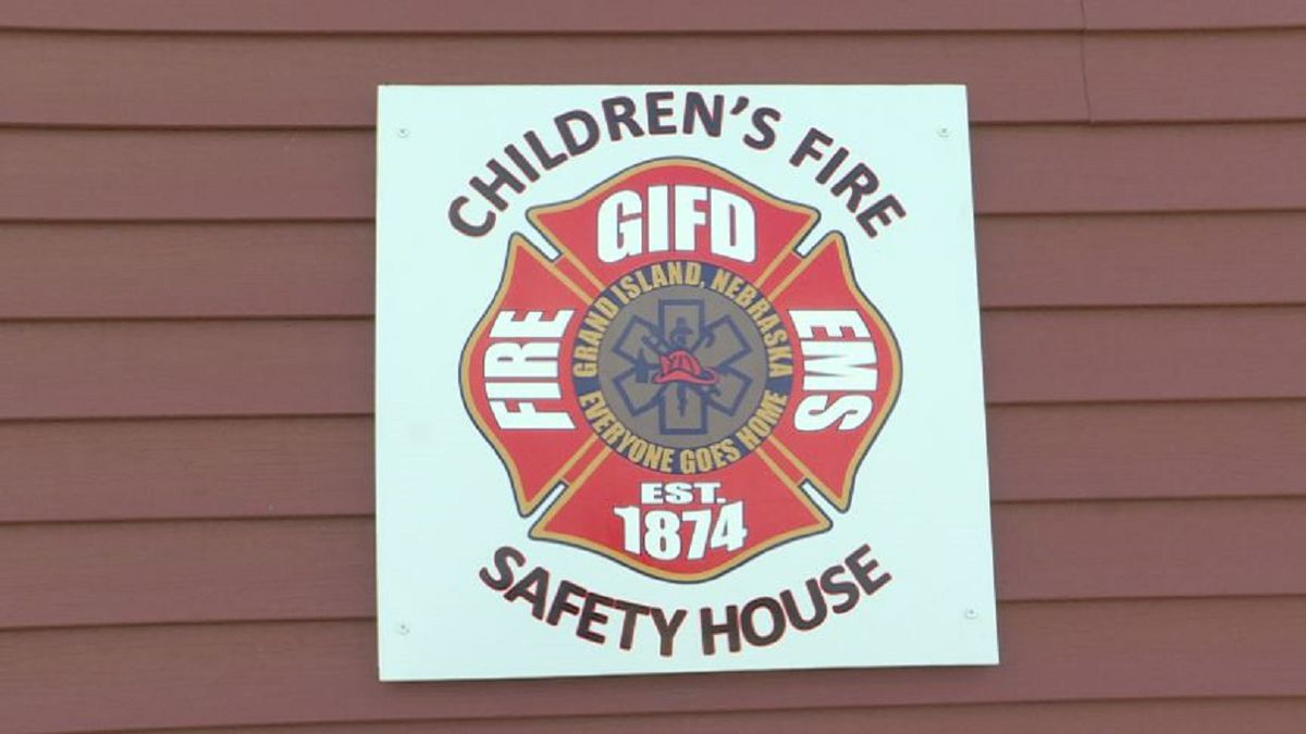Firefighters are working to update their Children's Fire Safety House so they can teach kids life saving lessons on how to escape a fire. (KSNB)