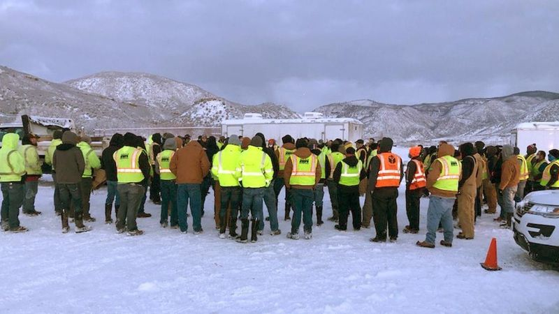 Black Hills Energy technicians have returned to Nebraska from Colorado, after working to fully...