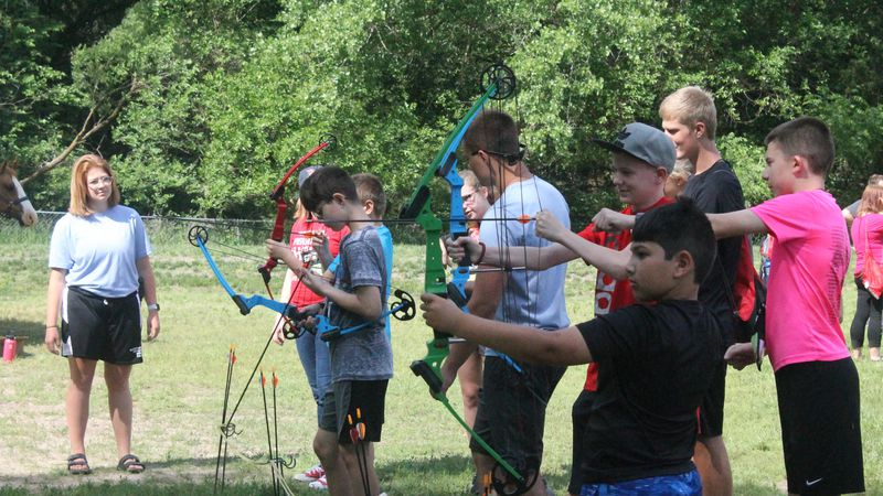 After a summer off, Operation Shine Camp is back in 2021