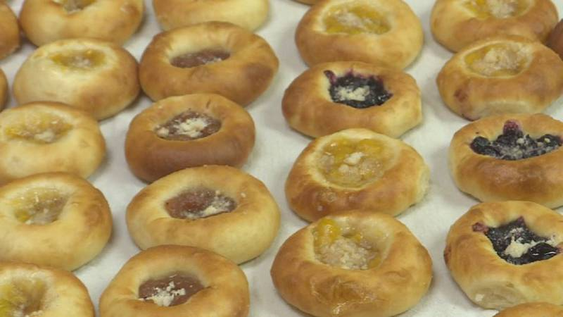 The 45th annual Czech festival is going on this weekend in Hastings.