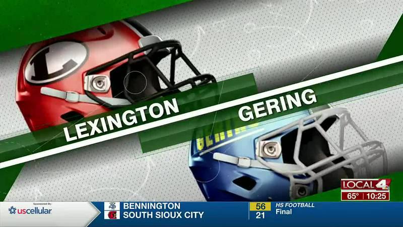 Lexington @ Gering