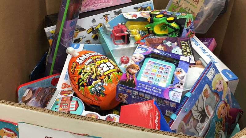Local4 viewers made the holidays a little brighter for 190 children.