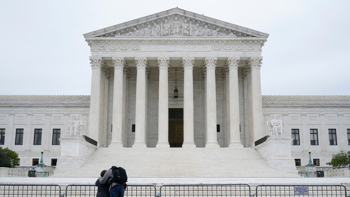 The court's order left open the possibility that the justices could take up and decide after...