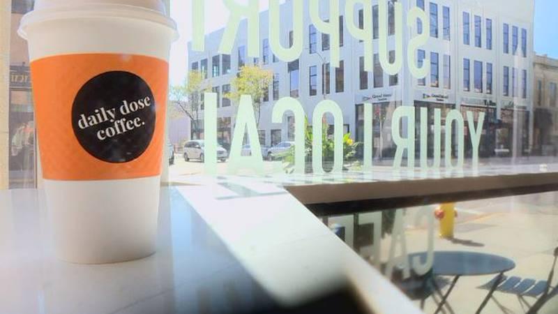 Daily Dose Coffee in Grand Island.