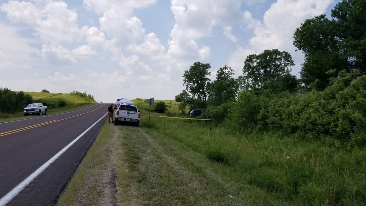 Deputies with the Johnson County Sheriff's Office are investigating the discovery of a man's body inside a vehicle west of Tecumseh, according to News Channel Nebraska.