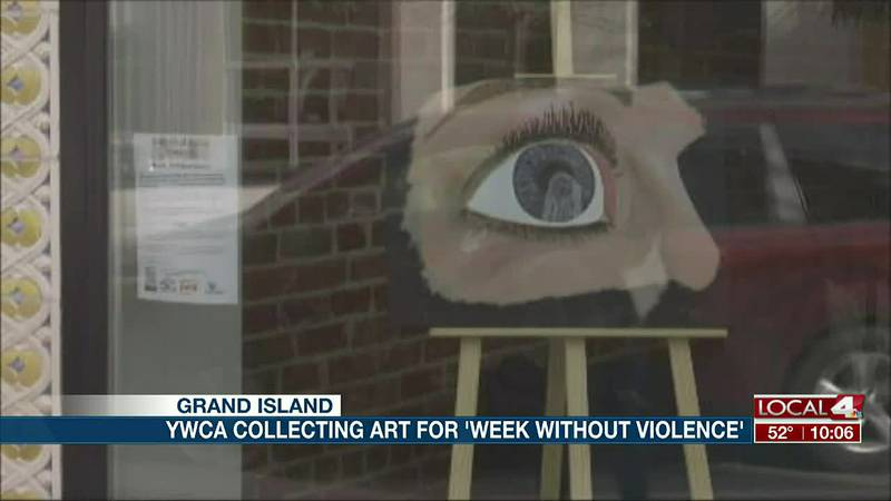 """YWCA collecting art for """"Week Without Violence"""""""