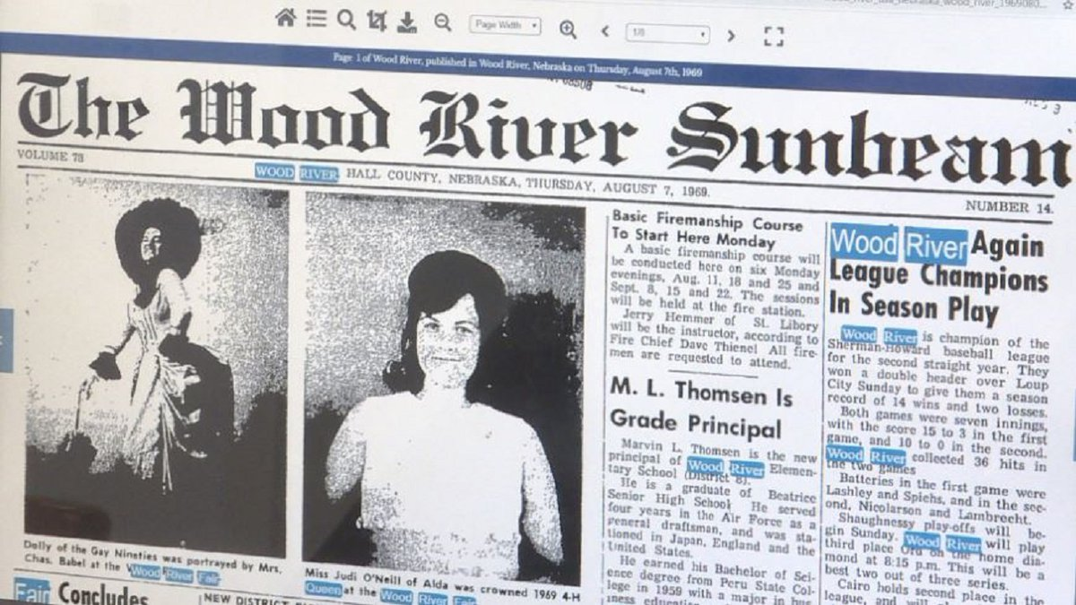 Several groups are working to digitize 28 Hall County newspapers dating back 150 years....