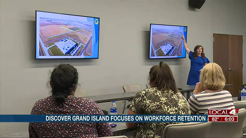 Discover Grand Island focuses on workforce retention