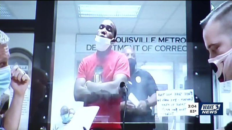 Jamarcus Glover, a central figure in the Breonna Taylor case, pleaded not guilty to several...