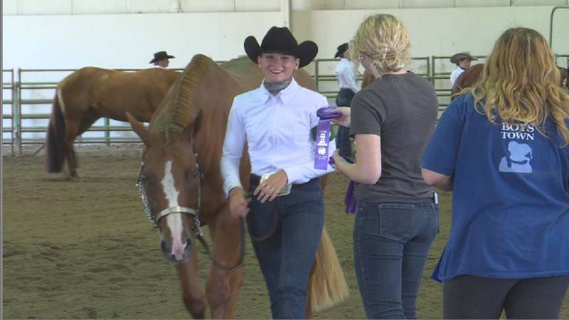 Fonner Park State 4H Horse Expo
