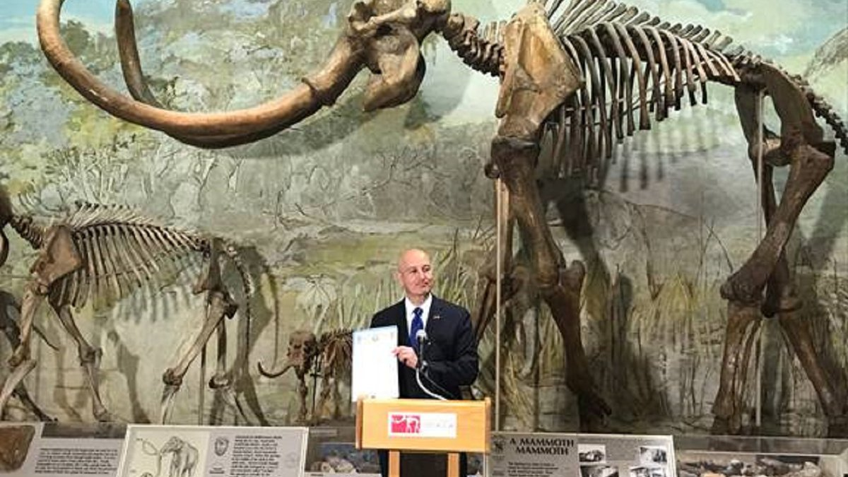 Governor Pete Ricketts signed a proclamation marking the day as Museum Day across the state.