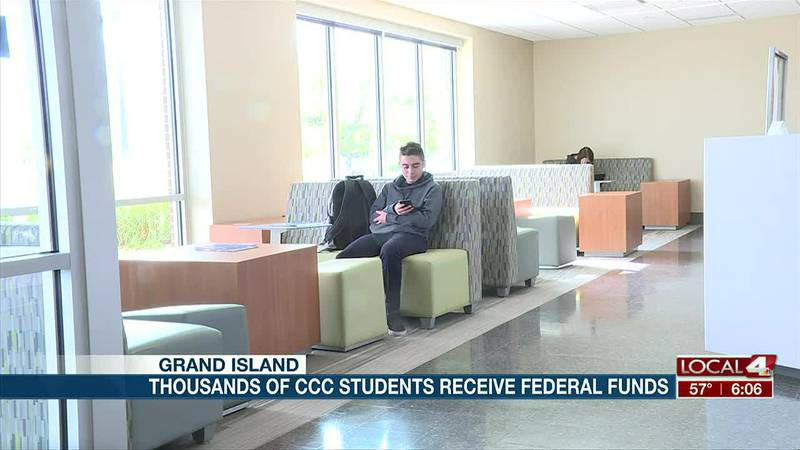 Central Community College (CCC) received more than $8 million from the America Rescue Plan and...