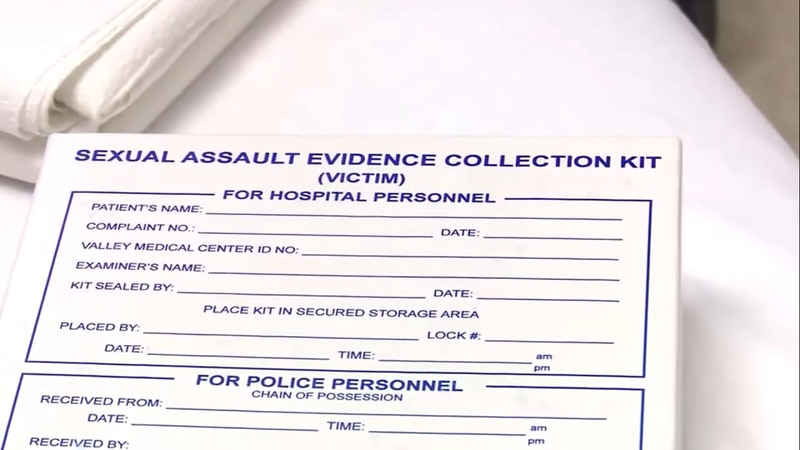The Nebraska Attorney General's Office announced a new tracking system for the evidence...
