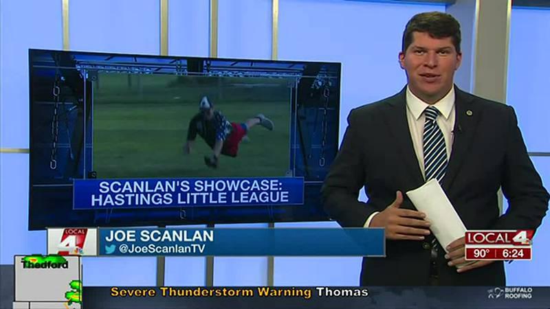 Scanlan's Showcase - Hastings LL