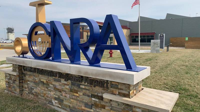 An $8 million sewer project is moving forward at the Central Nebraska Regional Airport in Grand...
