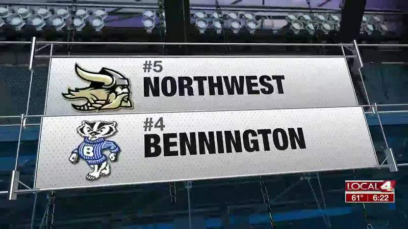 The Northwest Softball team took on Bennington Wednesday