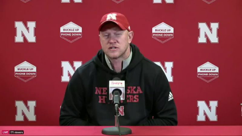 Scott Frost on preparing against rivals and Collin Miller