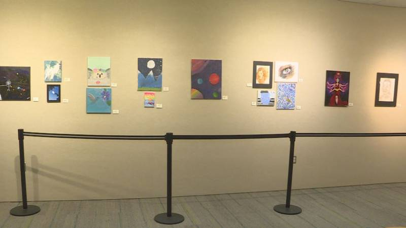 Grand Island Public Library is holding their annual Teen Art Contest as part of the summer...