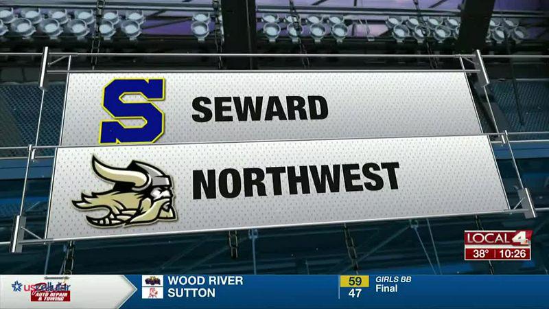 HSWRST: Seward - 12, Northwest - 64