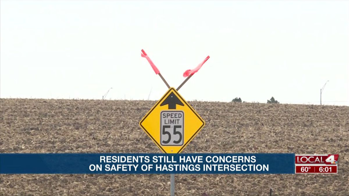 Despite the city moving the reduced speed limit along Highway 281, some residents still want more done to increase safety at the 281/Lochland intersection. (Source: Kelsey Dickeson, KSNB)
