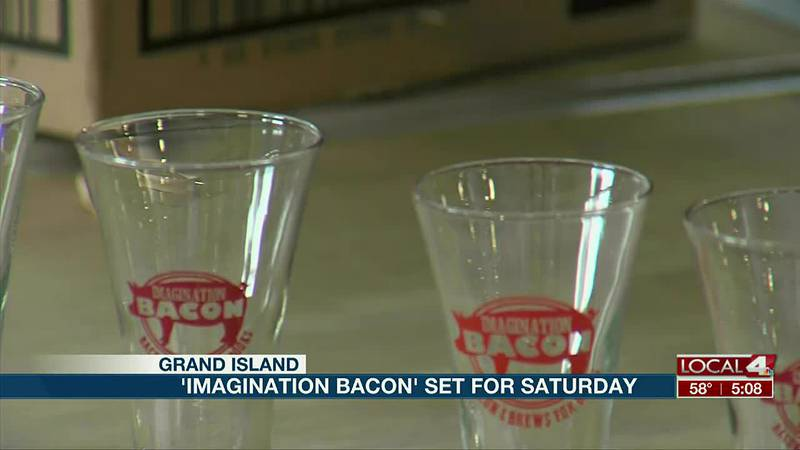 Imagination Bacon is coming to the Pinnacle Back Expo Center at Fonner Park in Grand Island...