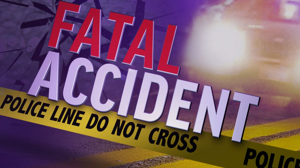 One person dead in Custer County crash Friday.