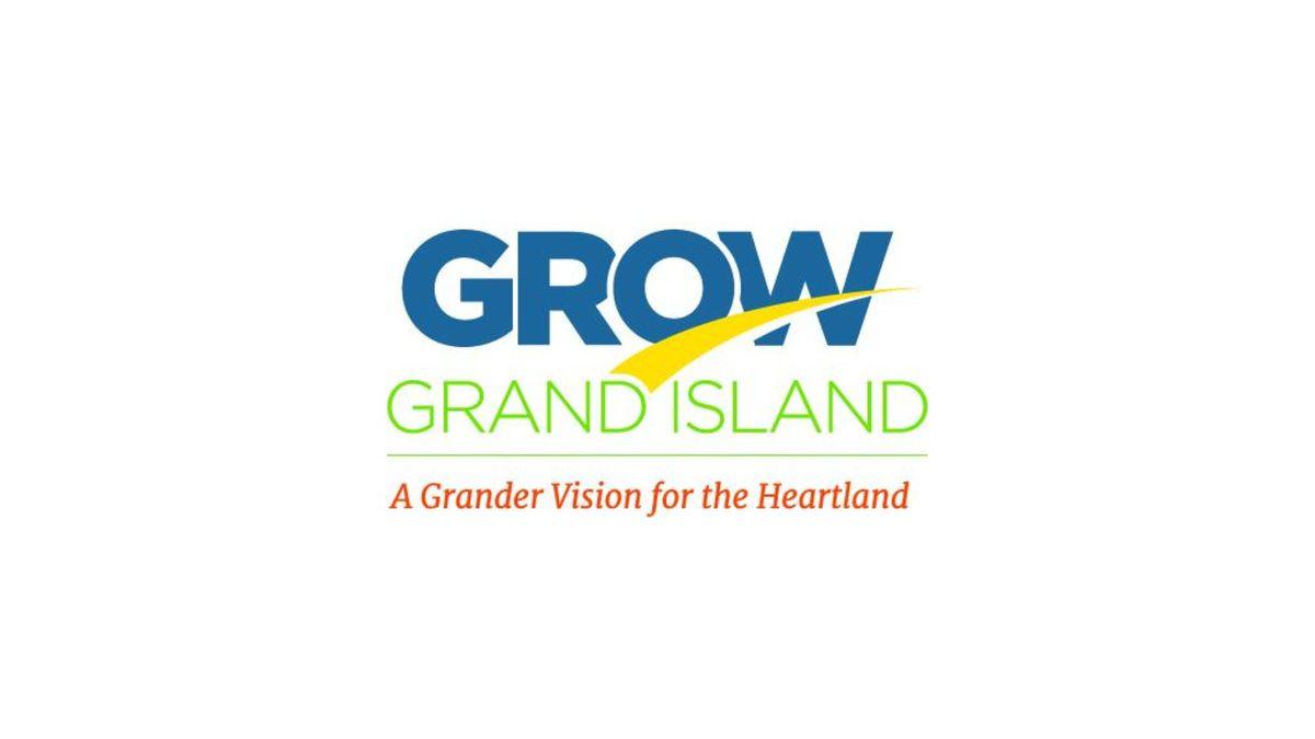 Grow Grand Island logo