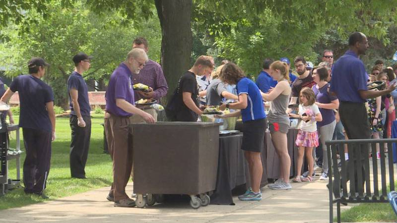 UNK celebrated 30th anniversary of becoming a university.