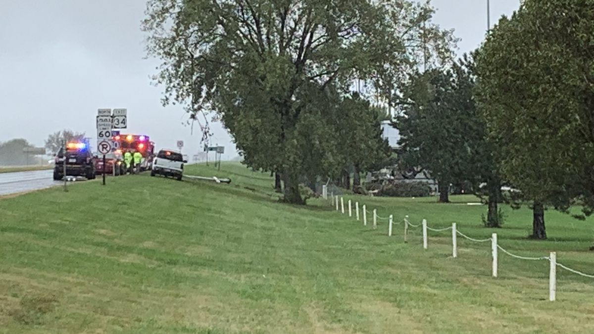 One person has died as the result of a crash near Doniphan Tuesday afternoon. (KSNB)