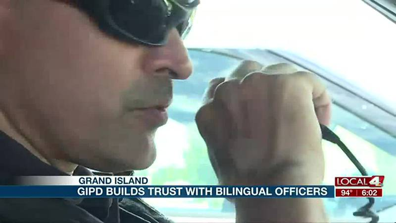 GI law enforcement agencies push for more bilingual officers