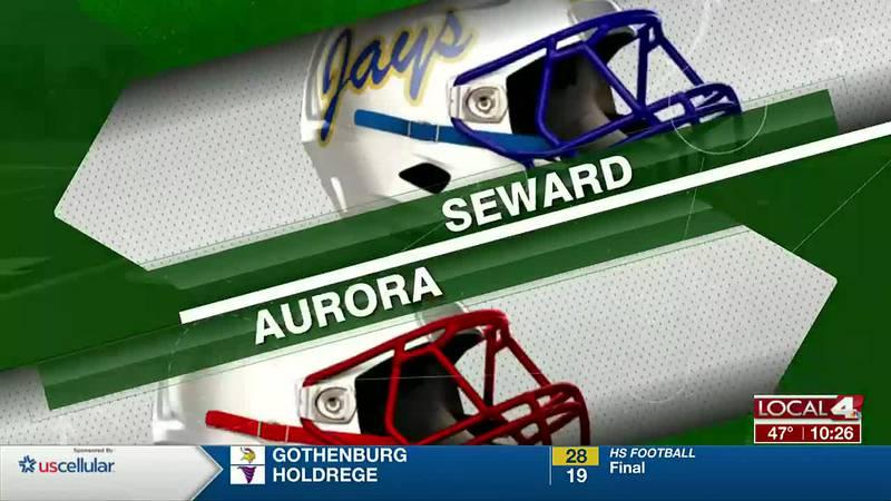 Seward @ Aurora
