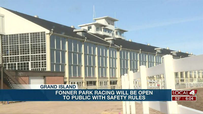 Fonner Park racing will be open to public with safety precautions