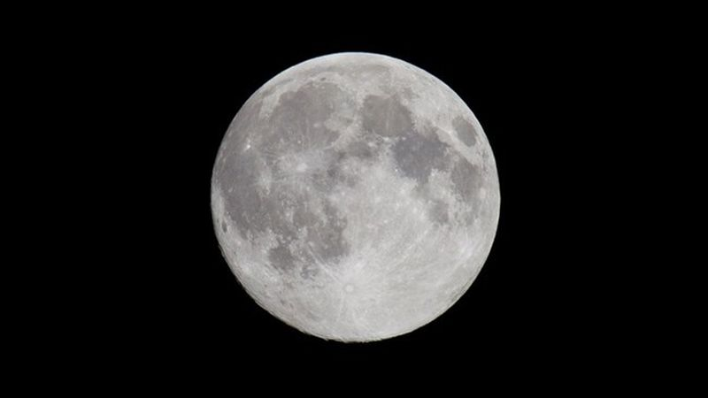 The snow moon rises this weekend, peaking early Saturday morning.