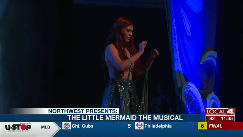 Northwest High School in Grand Island to debut new fall musical The Little Mermaid.