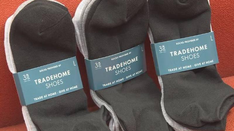 Tradehome Shoes Century socks.