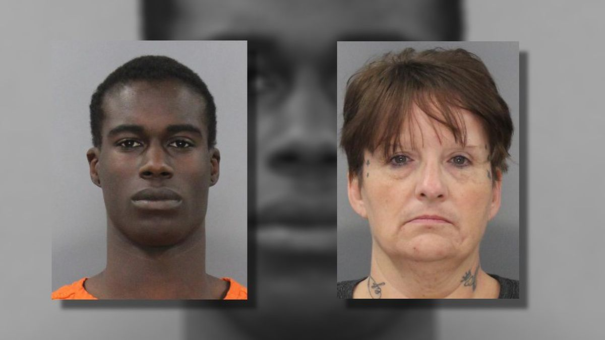 This couple is charged with armed robbery in Kearney and are suspects in an armed robbery in...