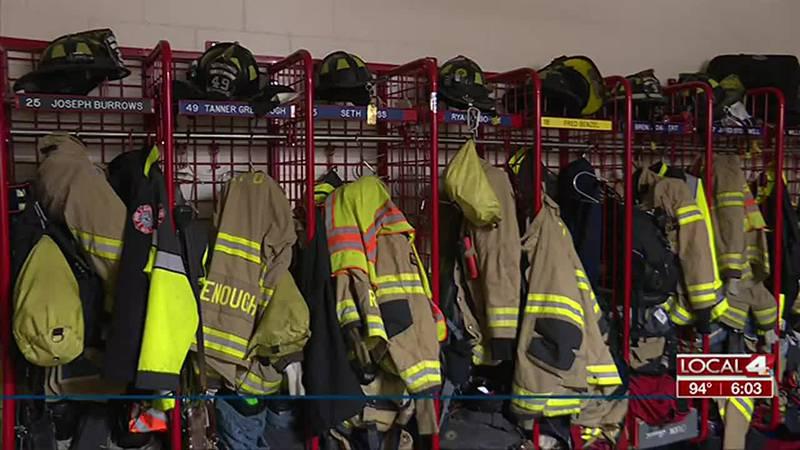 Grand Island Fire department to be at Nebraska State Fair
