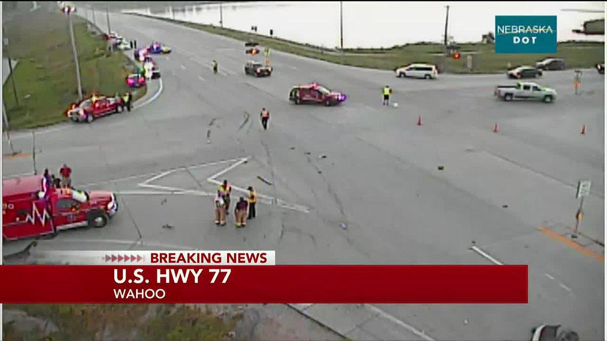 BREAKING: Three killed in crash- 10 pm