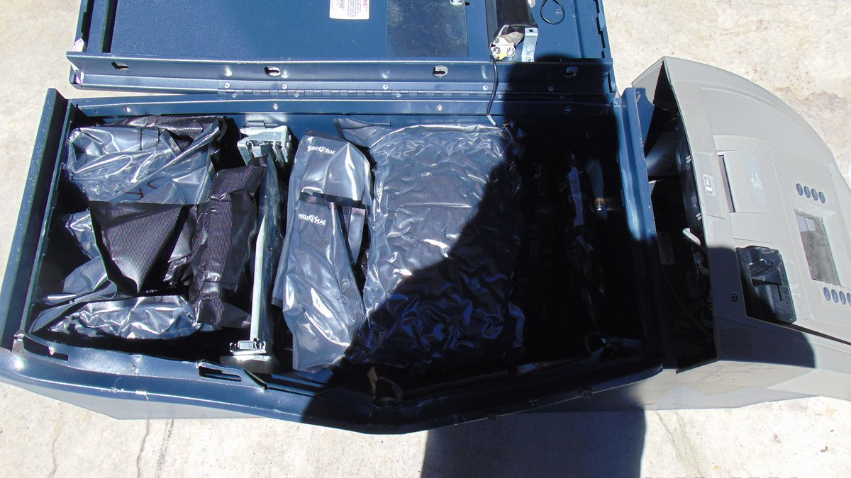 Troopers with the Nebraska State Patrol have arrested a Florida man after discovering more than...