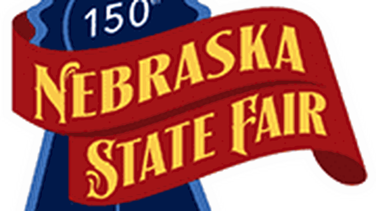 150th anniversary of the Nebraska State Fair marked with changes to look and lineup.