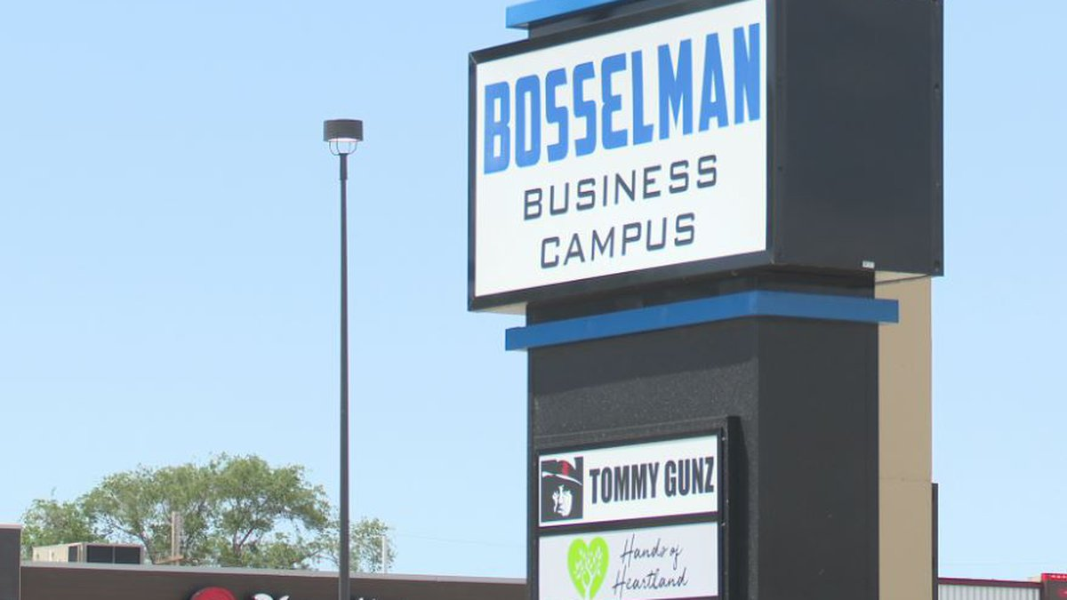New restaurant going into Bosselman's Business Campus.