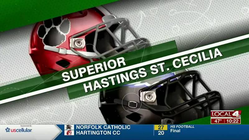 Superior @ Hastings St. Cecilia