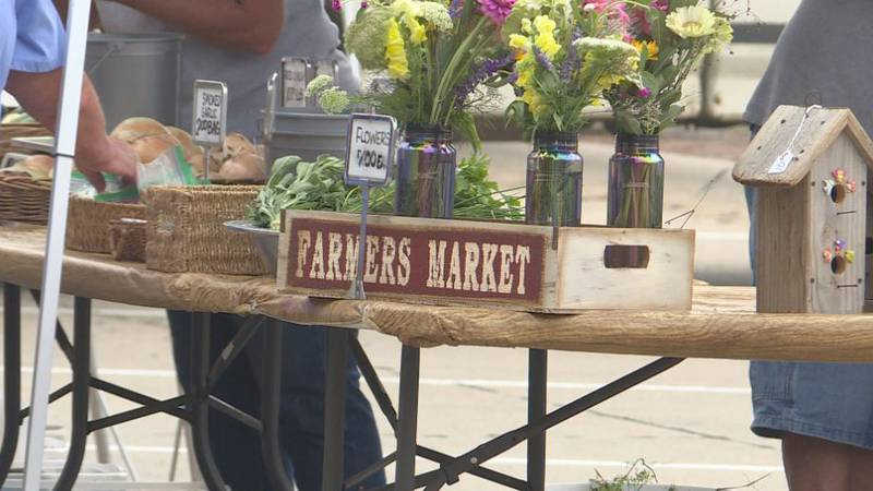 Highland Farmers' Market called a success by vendors Saturday.