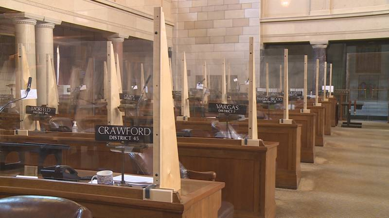 Nebraska Legislature to reconvene July 20
